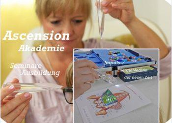 Ascension Seminare - Ausbildungen mit den LichtKristtall-Werkzeugen von Ascension