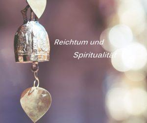 Reichtum und Spiritualität  - Pixabay bell-2105157_1920