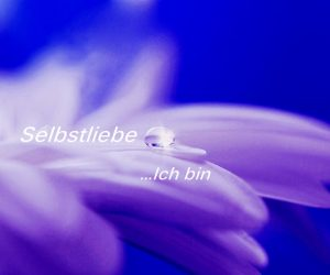 Selbstliebe - drop-of-water-571956_1280