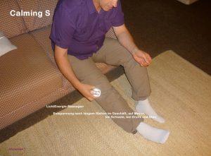 Calming S von Ascension - Knieprobleme - Stau