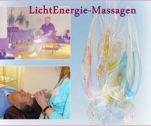 Ascension LichtEnergie-Massagen der neuen Zeit mit einer oder zwei Dreifaltigkkeitsflammen