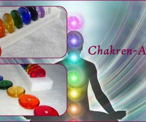 Das kosmische Chakren-Set schneller Chakren-Ausgleich, Aktivierung . Auge und Seelenpunkt