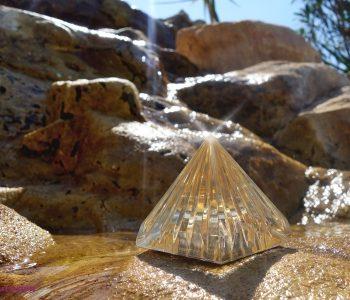 15 Pyramide - Wasserfall II