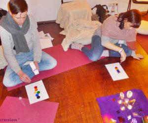 Ascension -Chakrenarbeit  Seminare -Ausbildungen