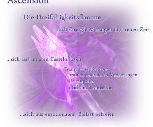 Ascension - LichtEnergie-Massage - Energeitor Zeigefinger