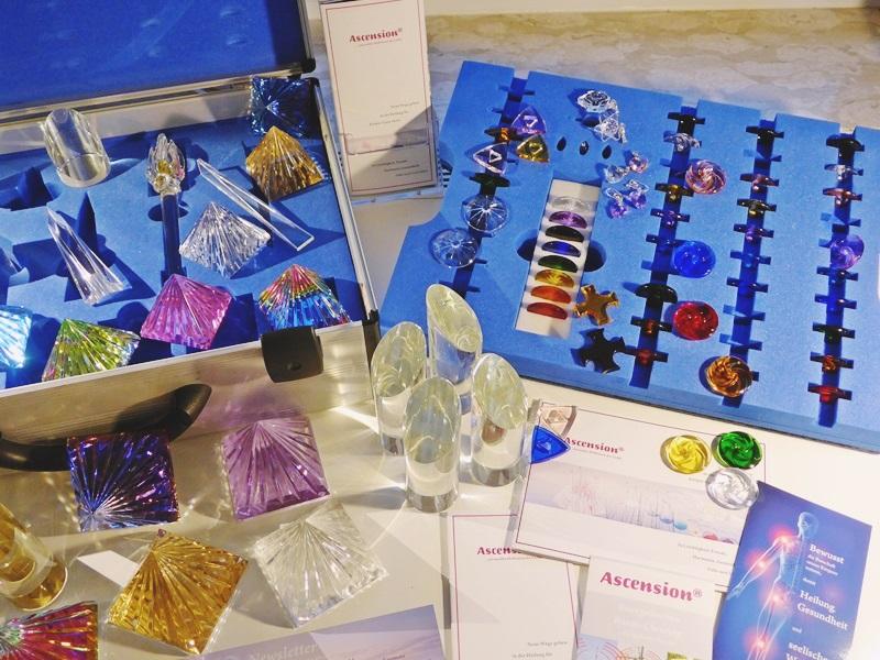 Die LichtKristall-Werkzeuge von Ascension im Überblick