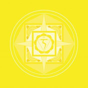 Solarplexus-Chakra - mandala-1340066