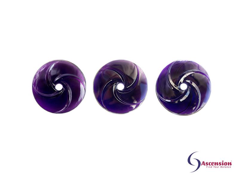 Donker violette wheels